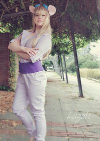 Cosplay-Cover: Gadget/Trixi