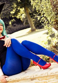 Cosplay-Cover: Bulma Briefs ~ Bunny
