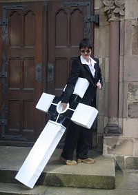 Cosplay-Cover: Wolfwood