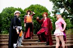 Cosplay-Cover: Monkey D. Luffy [Fanart]