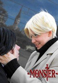 Cosplay-Cover: Johann Riebert