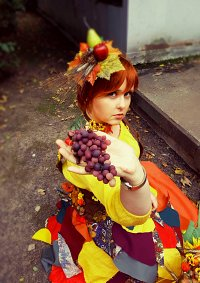 Cosplay-Cover: Herbst