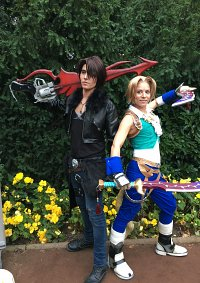 Cosplay-Cover: Squall Leonhart (Dissidia)
