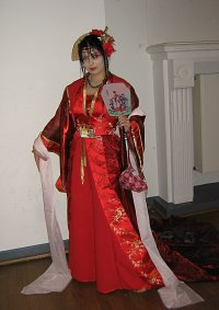 Cosplay-Cover: Concubine