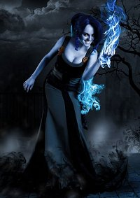 Cosplay-Cover: Megara (Hades version) by autopsygirl