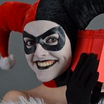 Cosplay: Harley Quinn (Christmas Version)