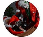 Cosplay-Cover: Christmas-Joker