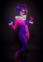 Cosplay-Cover: Hollywood Harley Quinn