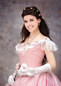 Cosplay-Cover: Christine Daae (Maskenball)