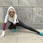 Cosplay: Spider Gwen