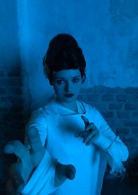 Cosplay-Cover: Bride of Frankenstein