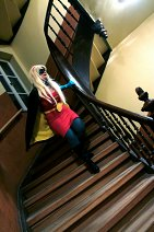 Cosplay-Cover: Robin IV / Robin Girl (Stephanie Brown)