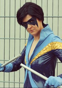 Cosplay-Cover: Nightwing [aka Discowing]