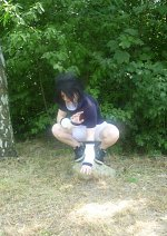 Cosplay-Cover: Sasuke Uchiha ✖ Blue Version