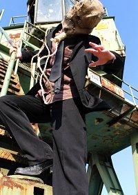 Cosplay-Cover: Dr. Jonathan Crane alias Scarecrow