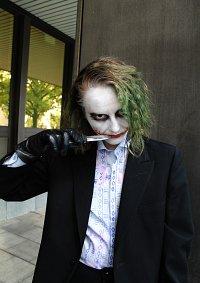 Cosplay-Cover: Joker (TDK Bank Robber)