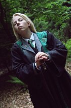 Cosplay-Cover: Lucius Malfoy (Schüler)
