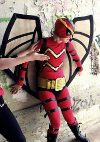 Cosplay-Cover: Mothman
