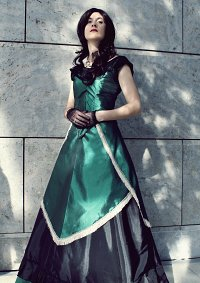 Cosplay-Cover: Florence Sinclair - Ballkleid