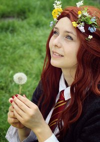 Cosplay-Cover: Lily Evans [Schulzeit]