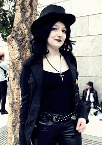 Cosplay-Cover: Didi/Death (Death - The High Cost of Living)