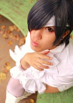 Cosplay-Cover: Phantomhive Ciel [White Blood]