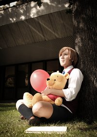 Cosplay-Cover: Christopher Robin [Winnie-the-Pooh]