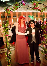 """Cosplay-Cover: Starfire [""""Date With Destiny""""]"""
