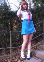 Cosplay-Cover: Mikuru Asahina - Sommeruniform