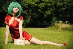Cosplay-Cover: Ranka Lee (Nyan Nyan Outfit)