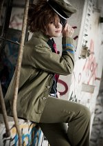 Cosplay-Cover: Sawada Tsunayoshi / Kokuyo Uniform