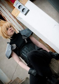 Cosplay-Cover: Cloud Strife (Crisis Core (ending))