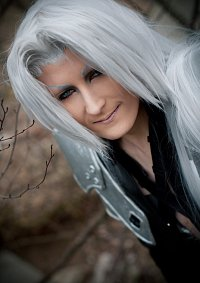 Cosplay-Cover: Sephiroth (Crisis Core)