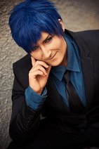 Cosplay-Cover: Aomine Daiki [Suit]