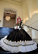 Cosplay-Cover: Queen Esther of Albion [Black Pearl]