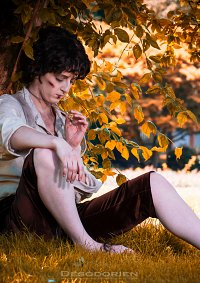 Cosplay-Cover: Frodo Baggins[at the end of all things]