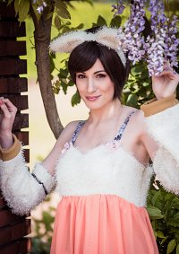 Cosplay-Cover: Meiko [Sheep Wear]