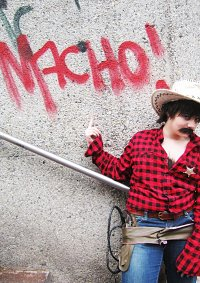 Cosplay-Cover: Cowboy [Village People]