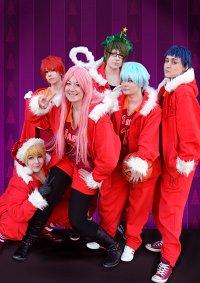Cosplay-Cover: Satsuki Momoi [Christmas]