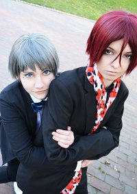 Cosplay-Cover: Aiichiro Nitori [Official Art - Suit]