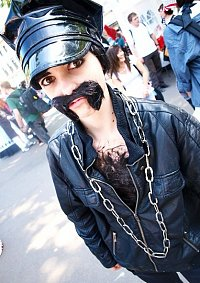 Cosplay-Cover: Biker [Village People]