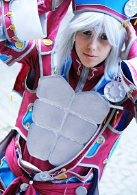 Cosplay-Cover: Ion Fortuna