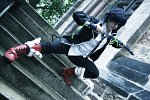 Cosplay-Cover: Okumura Rin