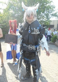 Cosplay-Cover: Garlond-Magier