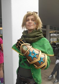 Cosplay-Cover: Nottingham Ezreal (old)