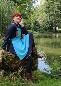 Cosplay-Cover: Anne Shirley  [ Sonntags Picknick]