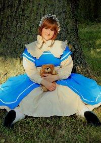 Cosplay-Cover: Sakura Kinomoto [Teddy Dress]