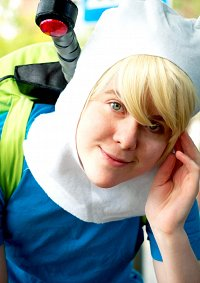Cosplay-Cover: Finn the Human