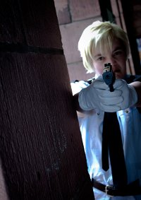 Cosplay-Cover: Seras Police Outfit (Ova)