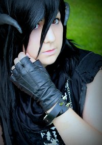 Cosplay-Cover: Gadara Basic visual kei look ♡